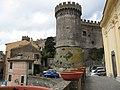 Castello Odescalchi, Bracciano RM, Lazio, Italy - panoramio.jpg