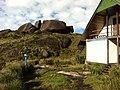 Castelos do Açu - Abrigo Açu - PNSdO - Travesia Petrópolis )) Teresópolis - panoramio.jpg