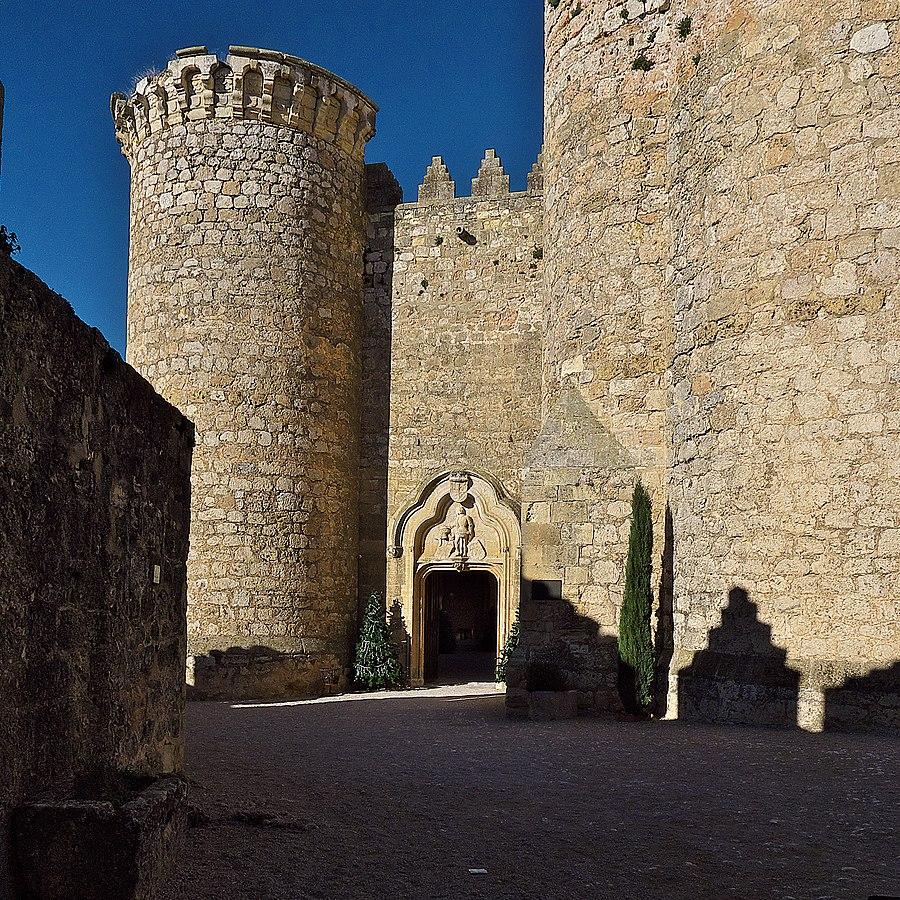 Castle of Belmonte (Cuenca)