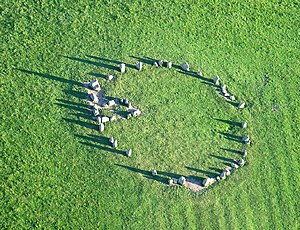 Castlerigg stone circle - Castlerigg Stone Circle, 20:13, 11 July 2005