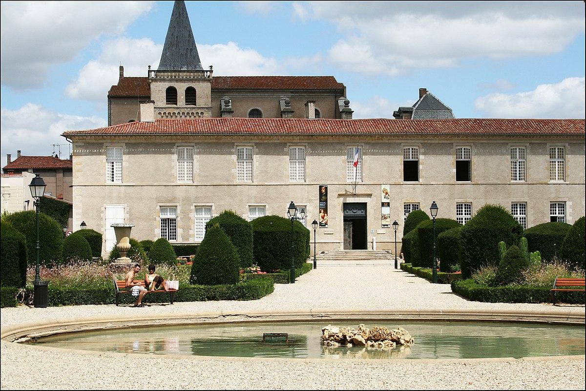 Palais  U00e9piscopal De Castres  U2014 Wikip U00e9dia