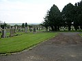 Cemetery in Larkhall - geograph.org.uk - 165151.jpg