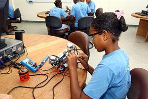 Education policy in Brazil - A Center for Scientific Education in the Central Region (Centro de Educação Cientifica de Serrinha)