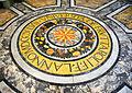 Center of Church Santa Maria dell'Orto (Rome).jpg
