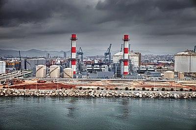 Picture of Central Tèrmica del Port de Barcelona