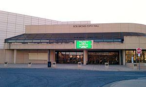 Century II Performing Arts & Convention Center - Image: Century II Bob Brown Expo Hall
