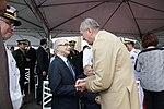 Cerimônia da Imposição da Medalha da Vitória e comemoração do Dia da Vitória, no Monumento Nacional aos Mortos da 2ª Guerra Mundial (26646331030).jpg