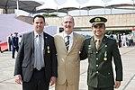 Cerimônia da Imposição da Medalha da Vitória e comemoração do Dia da Vitória, no Monumento Nacional aos Mortos da 2ª Guerra Mundial (26825620052).jpg
