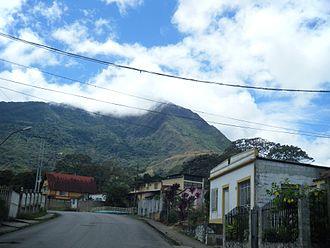 Monagas - Cerro Negro.