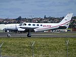 Cessna 340, Tamworth Air Services AN0422086.jpg