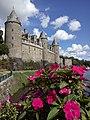 Château de Josselin depuis le pont Général de Gaulle.jpg