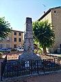 Châtillon (Rhône) - Monument aux morts (août 2018).jpg