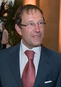 Richard Desmond English publisher and businessman