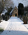 Chapel, Torquay Cemetery - geograph.org.uk - 1660648.jpg