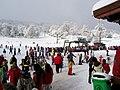 Chapelco, enjambre de esquiadores... - panoramio.jpg