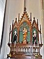 Chapelle de la Vierge, dans l'église.de Rimbach-près-Guebwiller.jpg