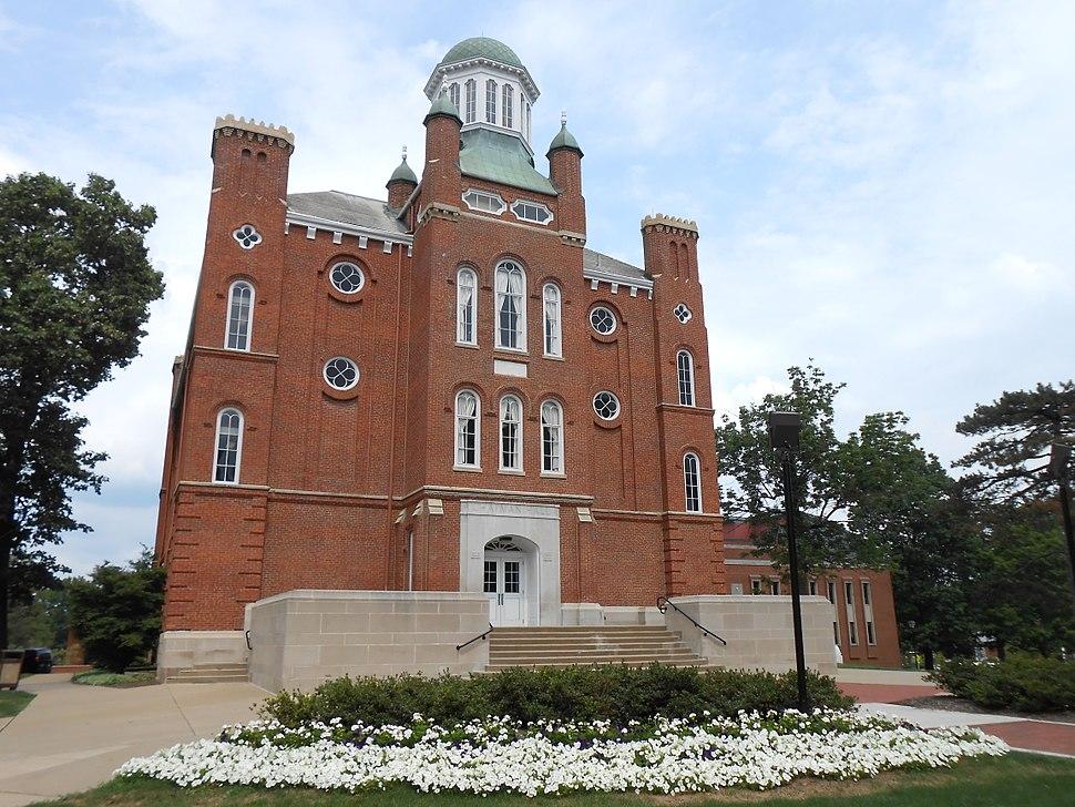 Chapman Hall UMU