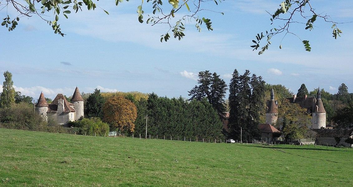 Château de Blanzat (Inscrit)
