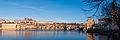 Charles Bridge and St. Vitus Cathedral, February 2014.jpg