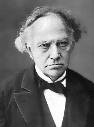 Charles Hermite - Charles Hermite circa 1887.