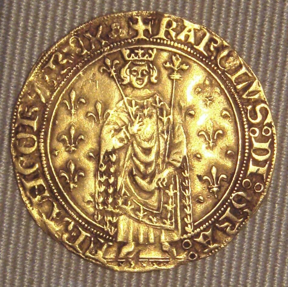 Charles VII Royal d Or