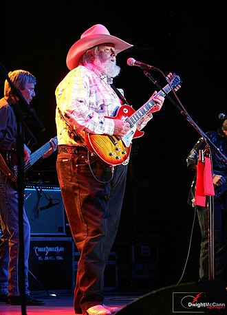 Charlie Daniels - Daniels in concert at the Chumash Casino Resort in Santa Ynez, California