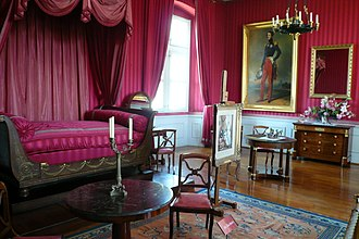 Curtain - Image: Chateaud Amboise Chambre 01