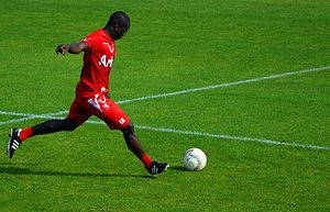 Cheick Tioté - Tioté playing for FC Twente, 2009