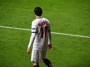 Maxwell (footballer) - Maxwell with Paris Saint-Germain in 2014