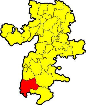 Kizilsky District - Image: Chelyabinskaya oblast Kizilsky rayon