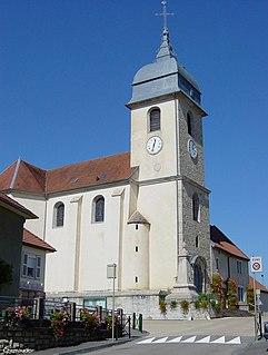 Chemaudin,  Bourgogne-Franche-Comté, France