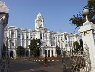 Greater Chennai Corporation - Image: Chennai corp