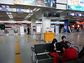 Cheongju airport check-in counter for domestic flight 20090404.jpg