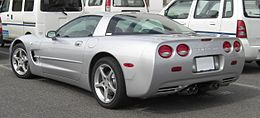 Chevrolet Corvette C5 rear.jpg