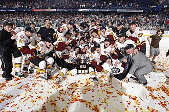 Chicago Wolves - 2007-08 Wolves with the Calder Cup