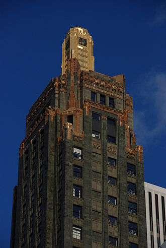 Carbide & Carbon Building - Image: Chicago carbon carbide