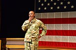 Chief Master Sgt. of the Air Force visit USASMA DSC 0133 (23682831558).jpg