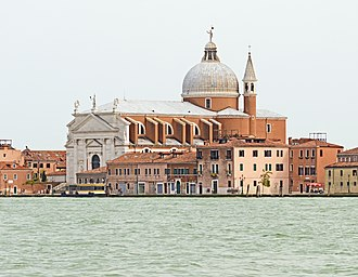 Il Redentore - Il Redentore and Canale della Giudecca.