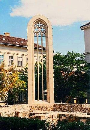 Buda - Image: Chiesa di Maria Maddalena