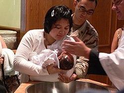 laten dopen op latere leeftijd