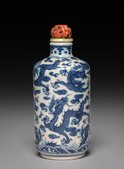 China, Qing dynasty (1644-1912), Kangxi reign - Snuff Bottle - 1944.207 - Cleveland Museum of Art.tif