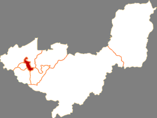 Sifangtai District District in Heilongjiang, Peoples Republic of China