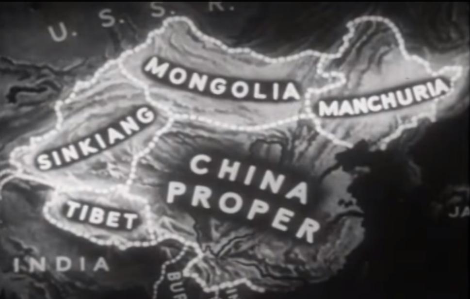 China Proper 1944