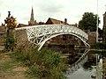 Chinese Bridge, Godmanchester, Cambs. - geograph.org.uk - 119978.jpg