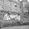 Chinese Convalescent Home- Recuperation For Sailors in Liverpool, England, 1943 D13980.jpg