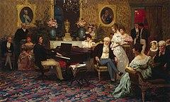 romantic era piano works often had fanciful titles