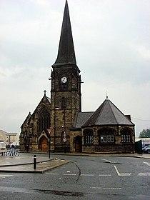 Christ Church, Shieldfield. - geograph.org.uk - 475246.jpg
