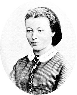 Christine Luise Scheidegger (1843-1866)