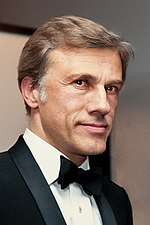 Photo of Christoph Waltz in 2010.