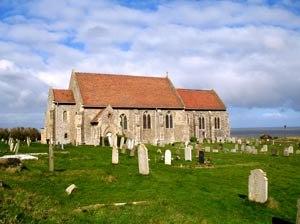 Mundesley - All Saints Church, Mundesley (photo by Susanne Mason)